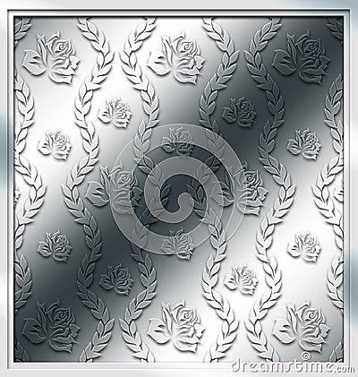 Ornament background design resource