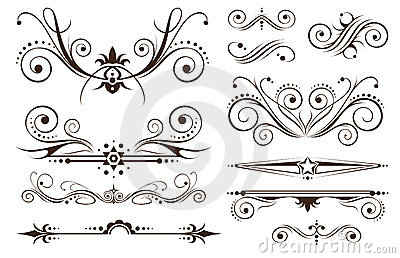 Ornament and Decoration for Classic Designs