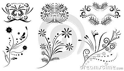 Ornament design set