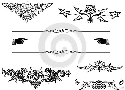 Ornament elements