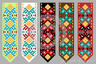 Ornament of the northern peoples of Russia.