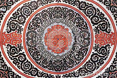 Ornament texture
