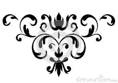 Ornament in vectors