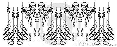 Ornamental-fence