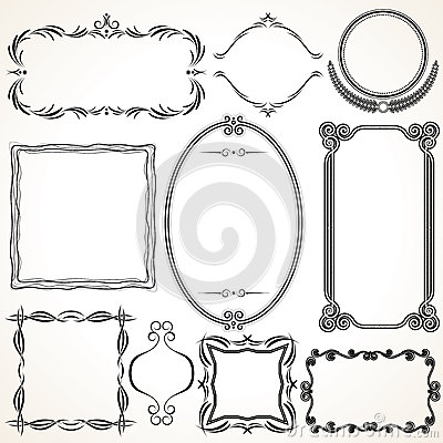 Ornamental Frames