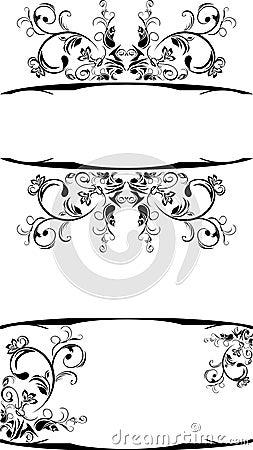 Ornamental frames for decor