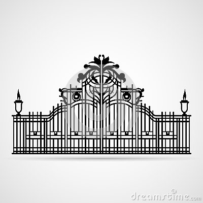 Ornamental Gate