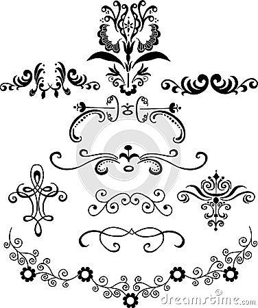 Ornamental Illustrations