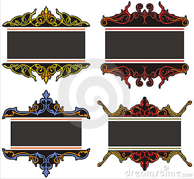 Ornamental panels