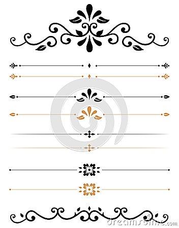 Free Ornamental Rules Stock Image - 2393901