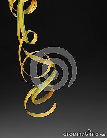 Ornamental streamer