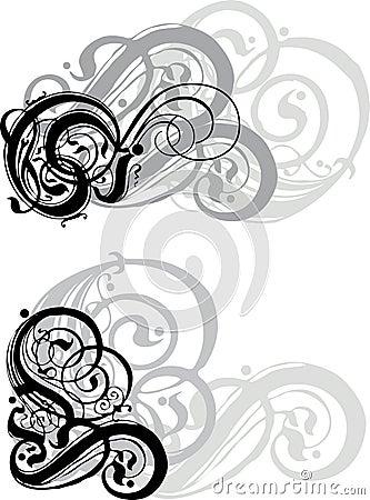 Free Ornamental Swirls Stock Photo - 2700530