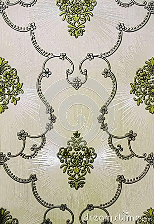 Free Ornamental Wallpaper Royalty Free Stock Photos - 36557248