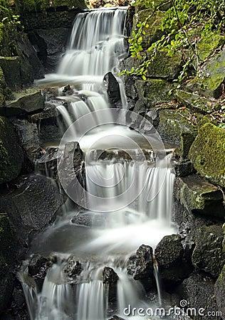 Ornamental Waterfall