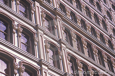 Ornamental windows,