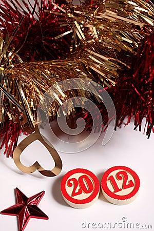 Immagini stock simili di ornamenti di numeri e di natale di bingo