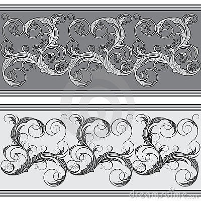 Ornate border