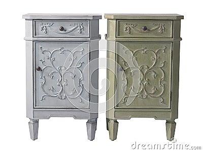 Ornate Cabinet