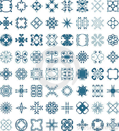 Free Ornate Designs Stock Photography - 2536492