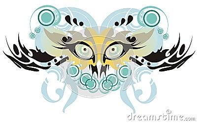 Ornate eyes