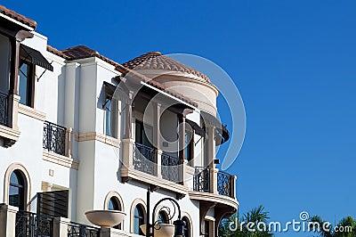 Ornate florida architecture