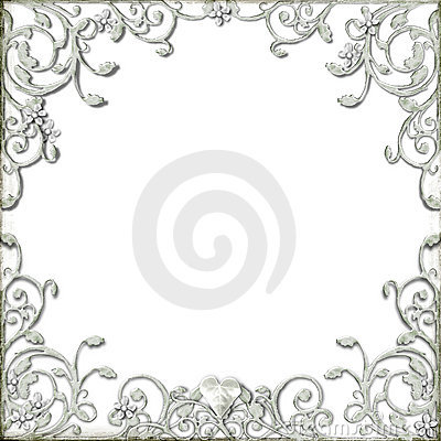 Ornate flourish border