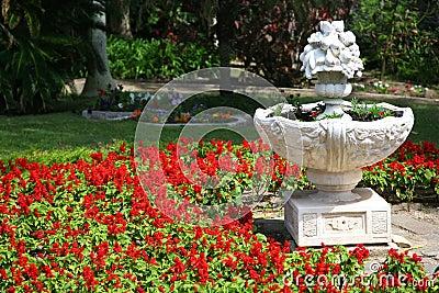 Ornate FlowerPlanter