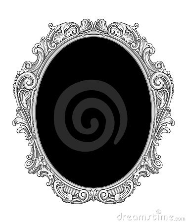 Free Ornate Frame Vector Stock Photography - 8855762