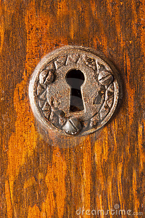 Ornate Keyhole