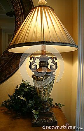 Free Ornate Lamp Stock Image - 438271