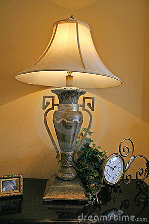 Ornate Lamp