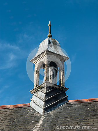 Ornate Roof Turret