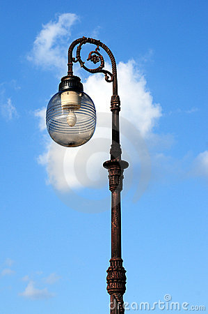 Free Ornate Street Lamps Stock Photos - 6685743