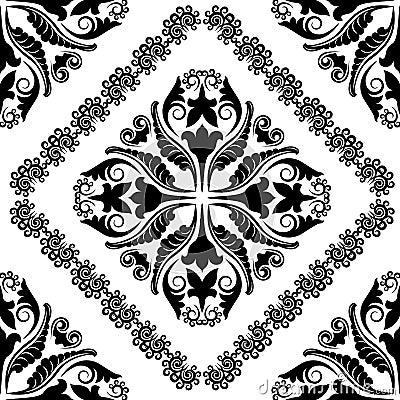 Ornements baroques