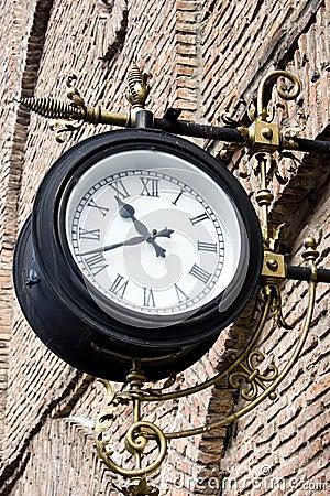 Orologio della via