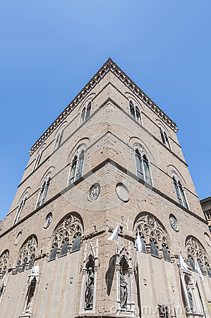 Orsanmichele is a church in Florence, Italy.