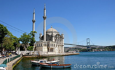 Ortakoy Mosque Istanbul