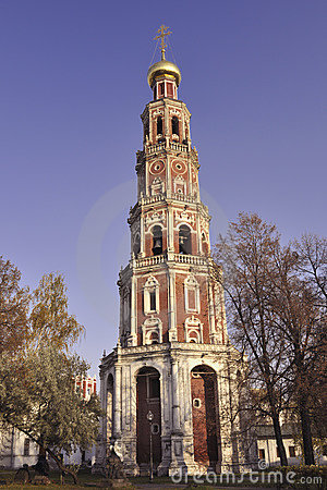 Orthodox bell-tower