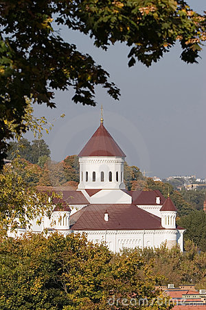 Orthodox Cathedral Royalty Free Stock Images - Image: 12085869