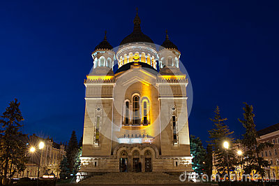 Orthodox Cathedral, Cluj-Napoca