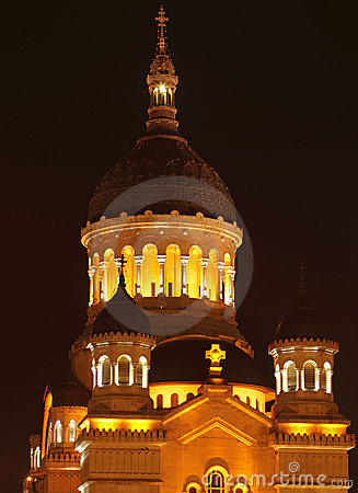 Orthodox Cathedral,Cluj,Romania