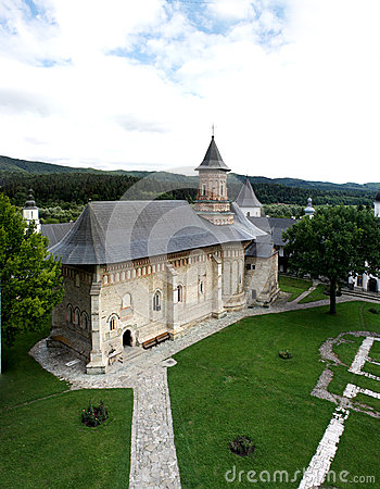 Orthodox Christian monastery