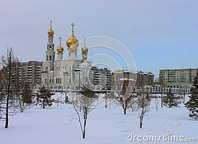 Orthodox christianity church