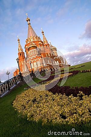 Free Orthodox Church Stock Image - 3202171