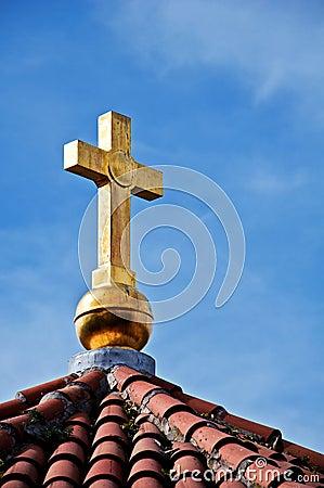 Free Orthodox Church Cross Royalty Free Stock Photo - 49835015