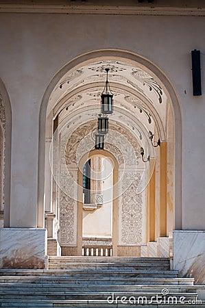 Free Orthodox Church Entrance Royalty Free Stock Image - 51943006