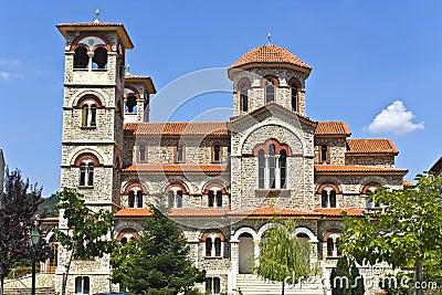 Orthodox church at Florina, Greece