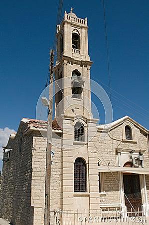 Free Orthodox Church In Limassol Stock Image - 41564461