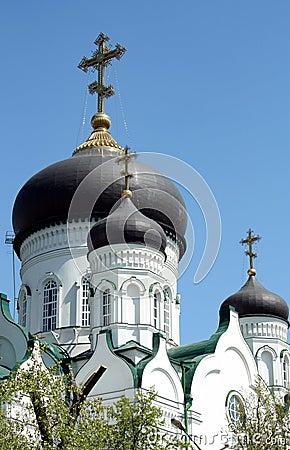 Orthodox church in Saint Petersburg
