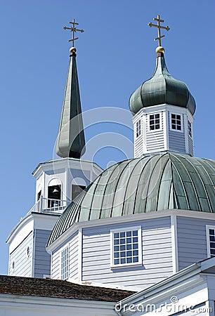 Orthodox Church of Sitka